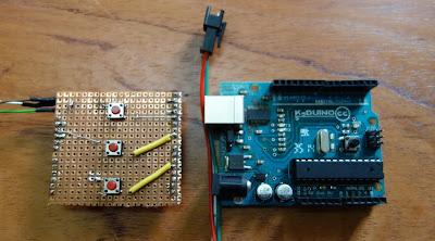 Arduino Ambilight Project
