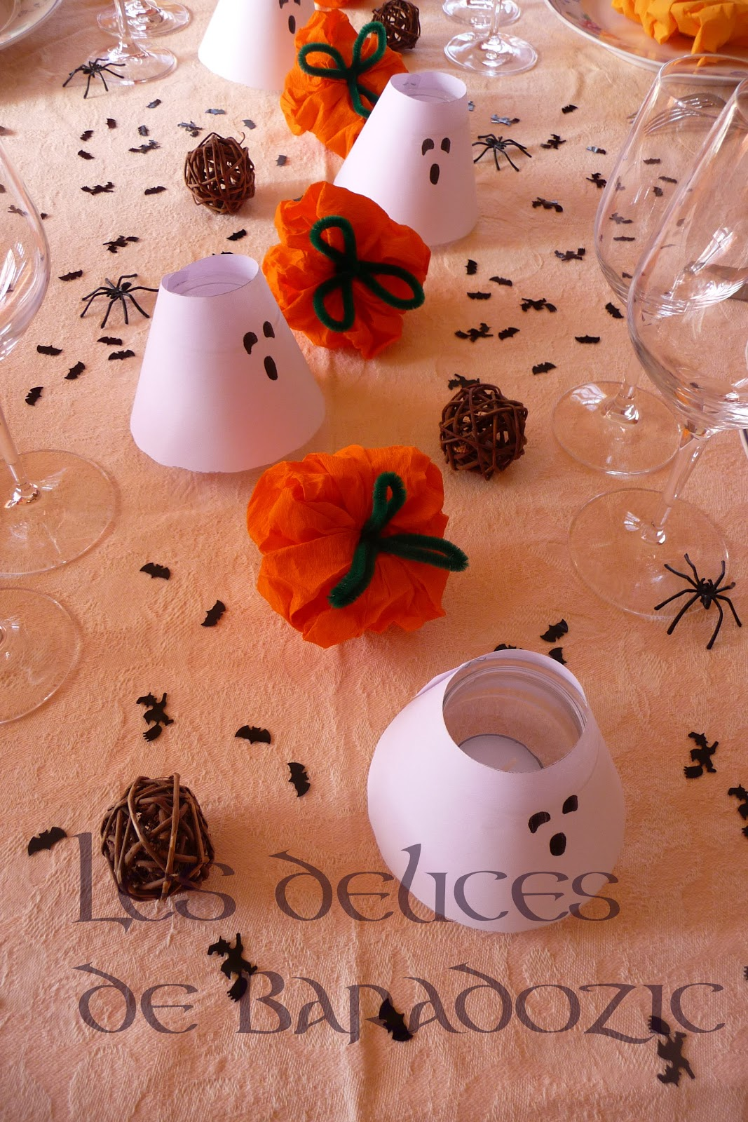 Ma table d 39 halloween les d lices de baradozic - Tuto deco halloween ...