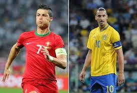 Sweden 2-3 Portugal -- Tous les Buts