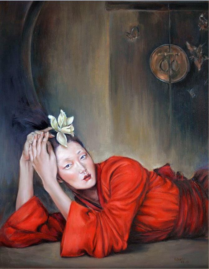 Wenli Liu, Lady in Red, Su Tong, Zawieście czerwone latarnie, Okres ochronny na czarownice, Carmaniola
