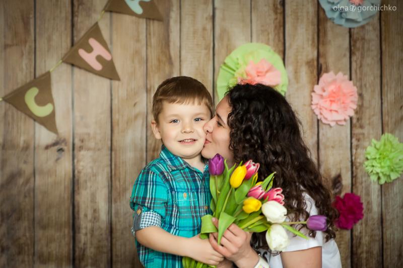 Детский весенний фотопроект Spring Garden. Детский фотограф в Гродно