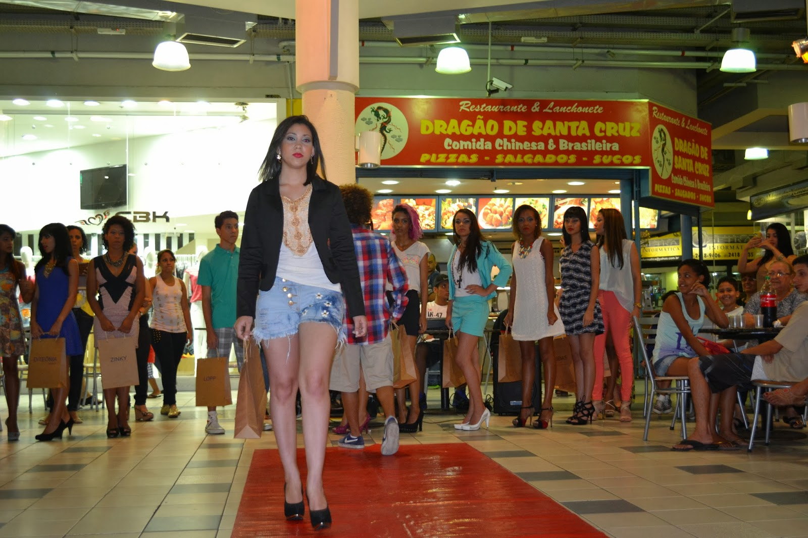 Semana da Moda do Santa Cruz Shopping agita Santa Cruz