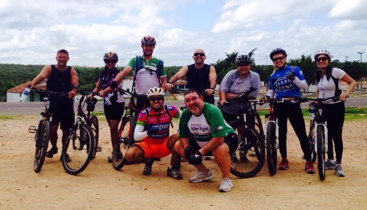 Pedal para Todos. Médicos buscam bem-estar através da prática do ciclismo