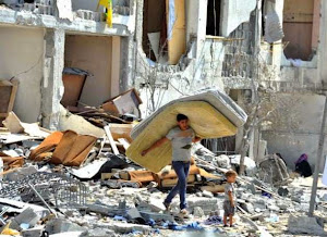 Israel viola normas de guerra en Gaza y EEUU mira para otro lado