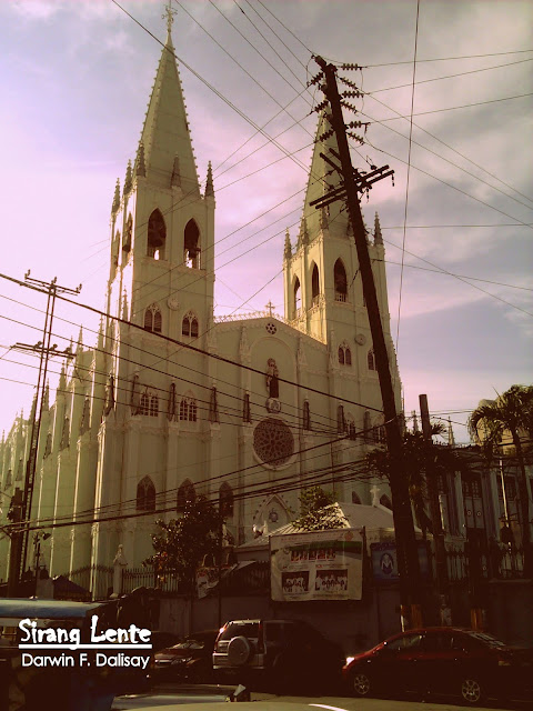 Visita Iglesia San Sebastian Church