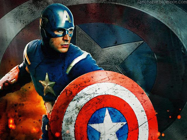New Captain America 2