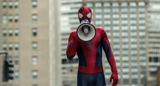 "fotos de ""The Amazing Spider-Man: El Poder de Electro"""