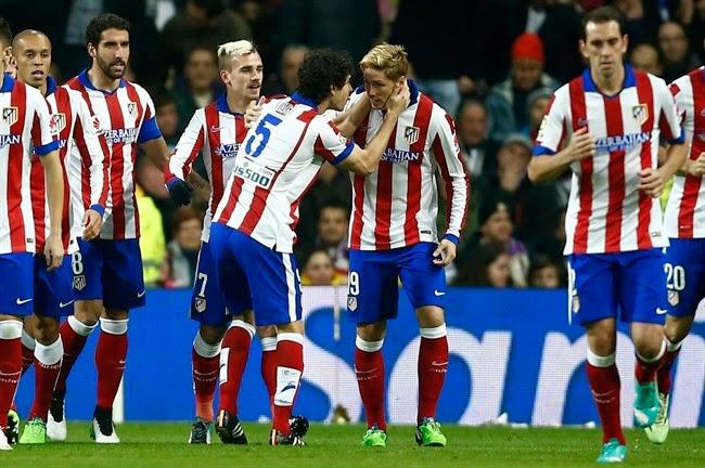Agen Bola - Atletico Lebih Difavoritkan Daripada Real Madrid Dalam Laga Derbi Madrid