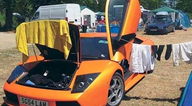 , pemilik mobil mewah ala Lamborghini cenderung mendewakan mobil ...