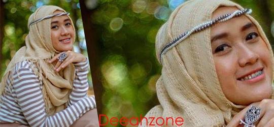Cantik Memakai Jilbab Fashion KasualChic