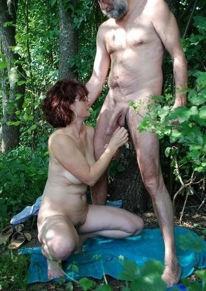 Couple mature naked