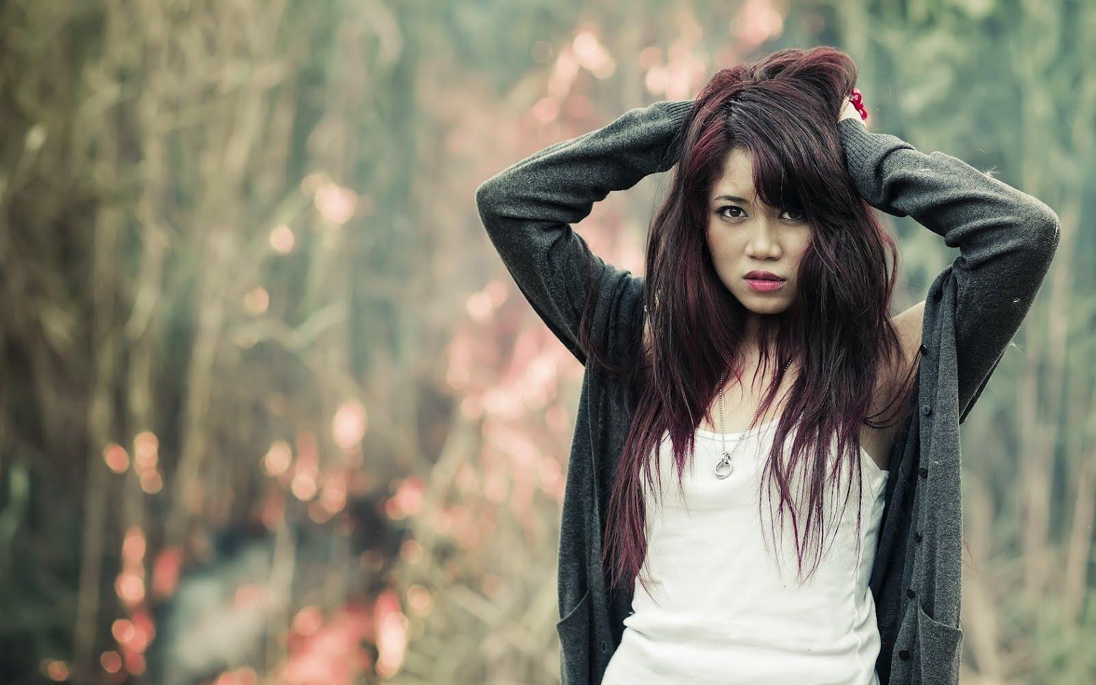 Красиво момиче - Фотография, HD Wallpaper