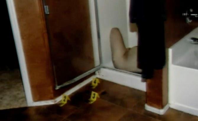 scene crime arias travis Jodi alexander