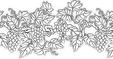 The River Of Life I Am The Vine Coloring