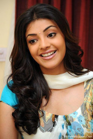 Kajal Agarwal Actress Wallpaper