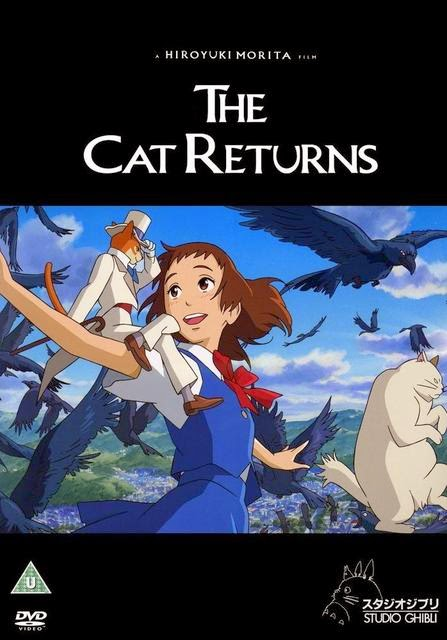 The Cat Returns - Official Trailer - YouTube