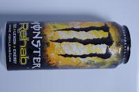 Energydrink Dose schwarz, gelb