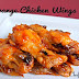 Spicy Orange Chicken Wings Recipe