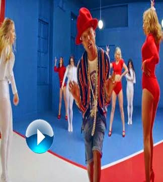 Pharrell Williams Em Destaque