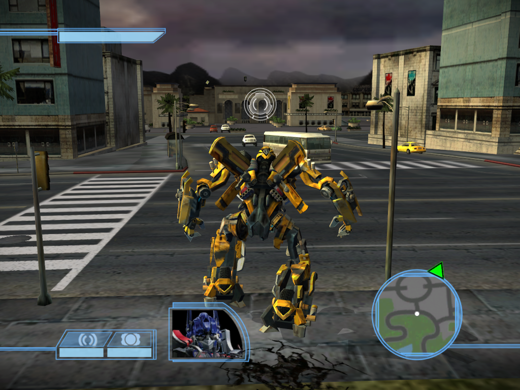 Transformers War for Cybertron Game ScreenShots