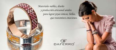 Pulseras DaFerro