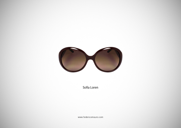 Doctor Ojiplatico. Federico Mauro. Famous Eyeglasses.