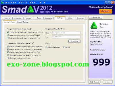 Smadav 2012 Pro Rev 8.9