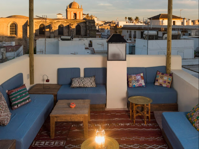 The Riad (Tarifa)