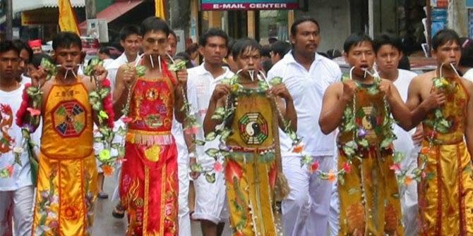 Festival Berdarah Paling Mengerikan