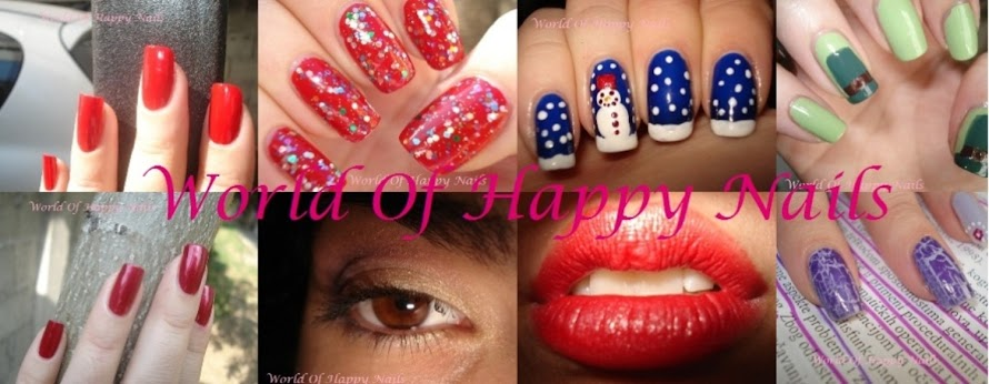 World Of Happy Nails