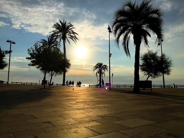 Barcelona plaża