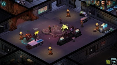 Shadowrun Returns Kickstarter Review
