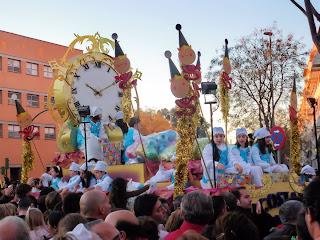 Cabalgata de Reyes de Triana - Sevilla 2012 - 04