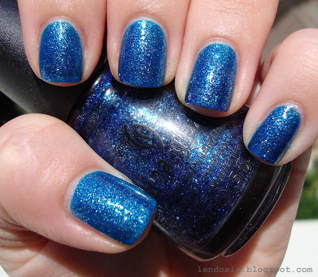 china glaze dorothy who in the shade