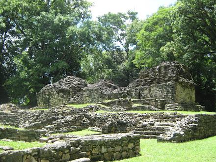 Visito un extraordinario lugar: Yaxchilán (En maya: Piedras verdes)