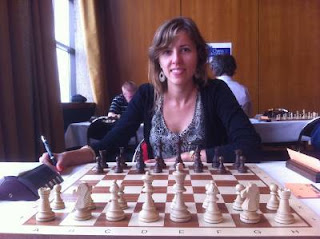 Tatiana Kostiuk, grand-maître d'échecs © Photo Chess & Strategy