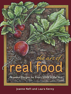 The Art of Real Food Giveaway (Two Winners; US & Canada; 08/21)