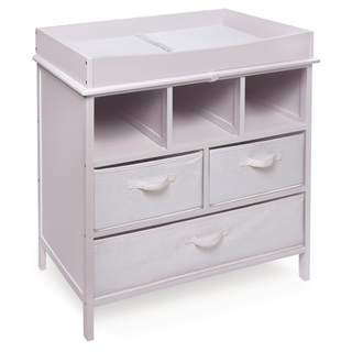Bassinet Changing Table Combo6