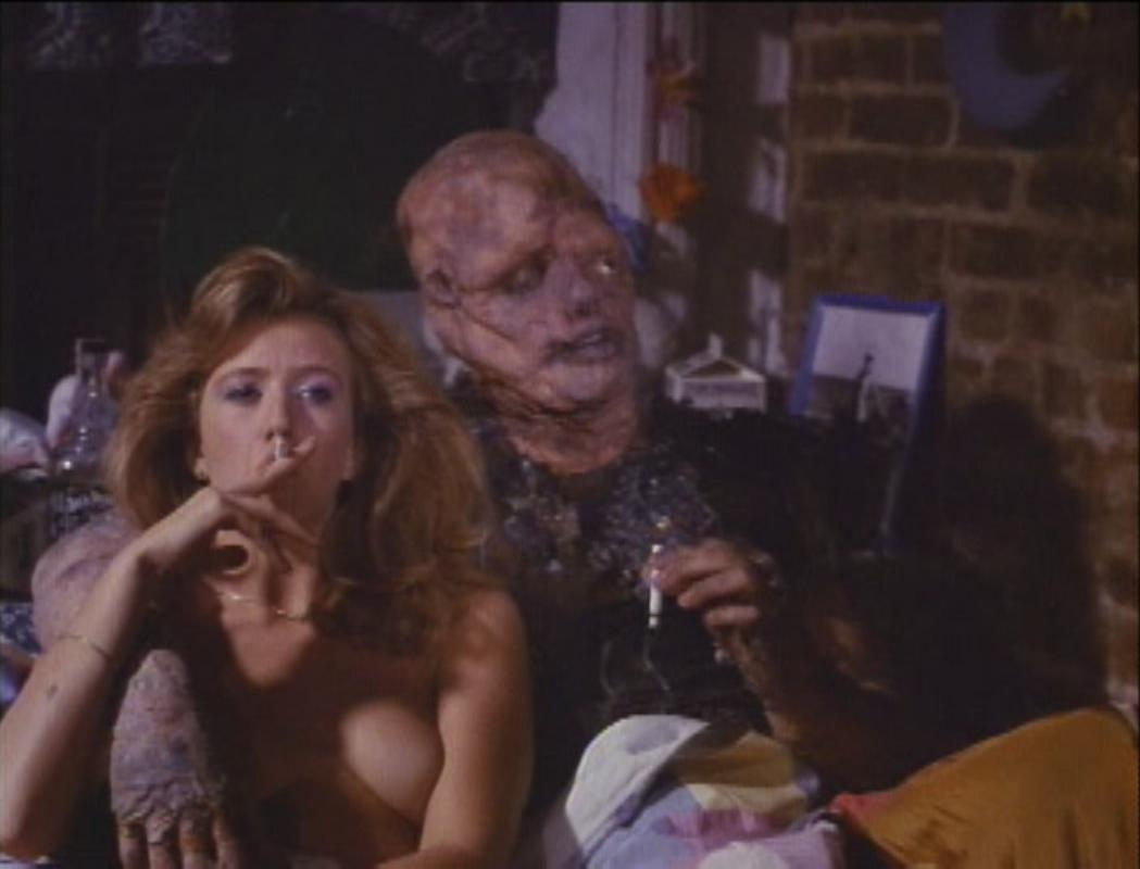 Jennifer babtist nude the toxic avenger 7
