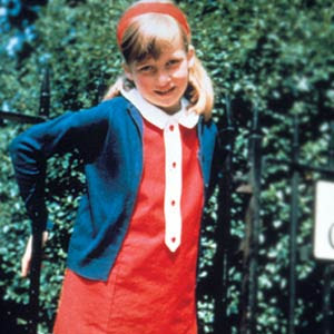 Princess Diana When She Was Young
