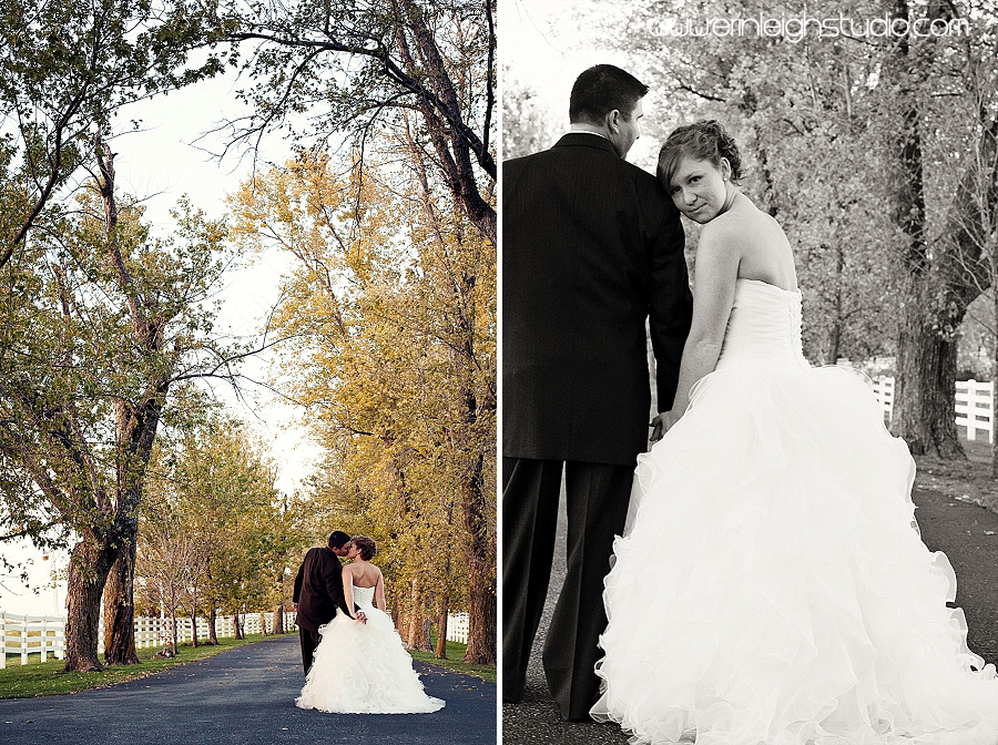 Lone Summit Ranch Wedding Photography in Lee's Summit, MO