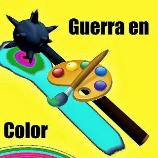 Combatiendo en la Guerra en Color