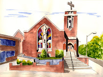 "April 30, 2011 - ""Sketching Kennewick's Methodist Church and One Other Place"""