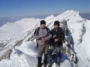 Aizkorri 1.528 m (Invernal)