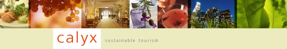 CALYX Sustainable Tourism