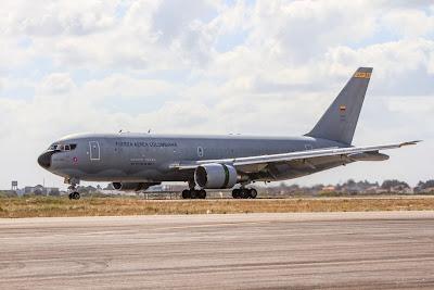 Jupiter KC-767 Fuerza Aerea Colombiana Cruzex