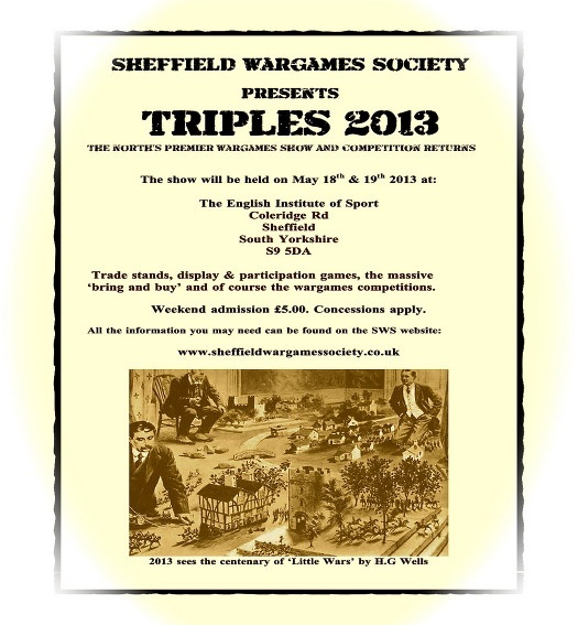 Sheffield Triples