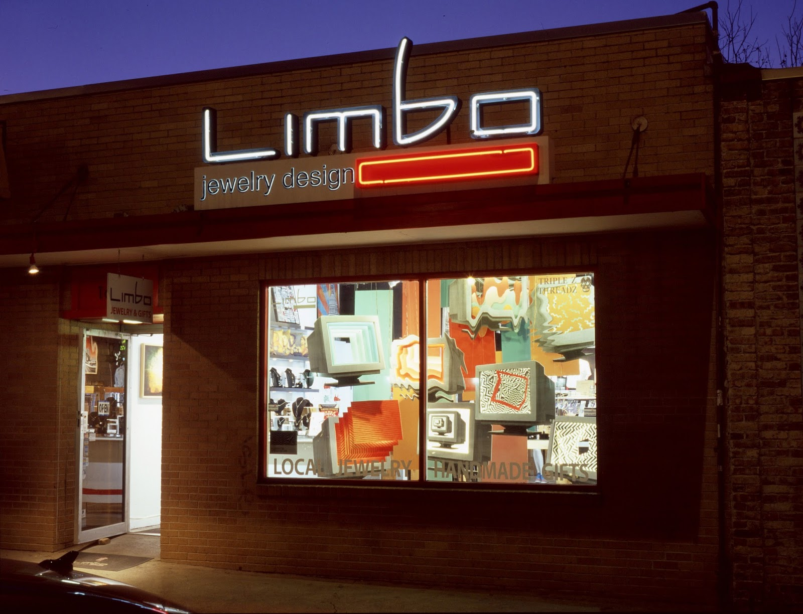 Limbo Jewelry and Gifts Retail Store South Congress