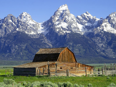 Teton Range, USA