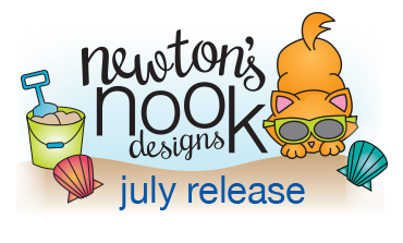 Newton's Nook Designs | July 2014 new releases